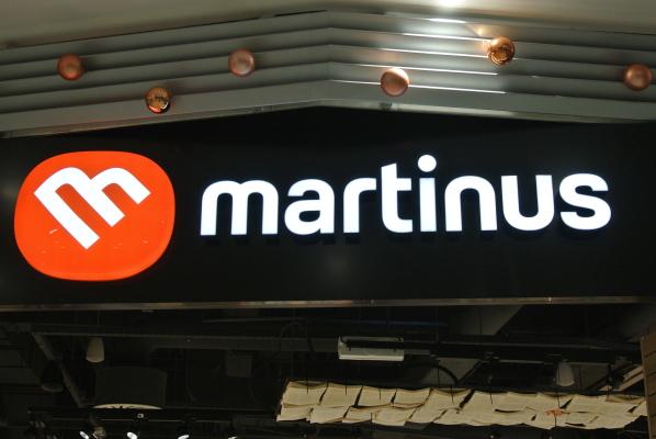 d228e458f Kníhkupectvo Martinus - NC Terminal
